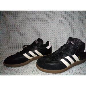 Adidas Samba sz 7.5 Black